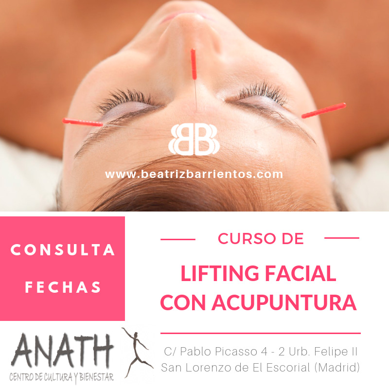 Curso de Lifting Facial con Acupuntura