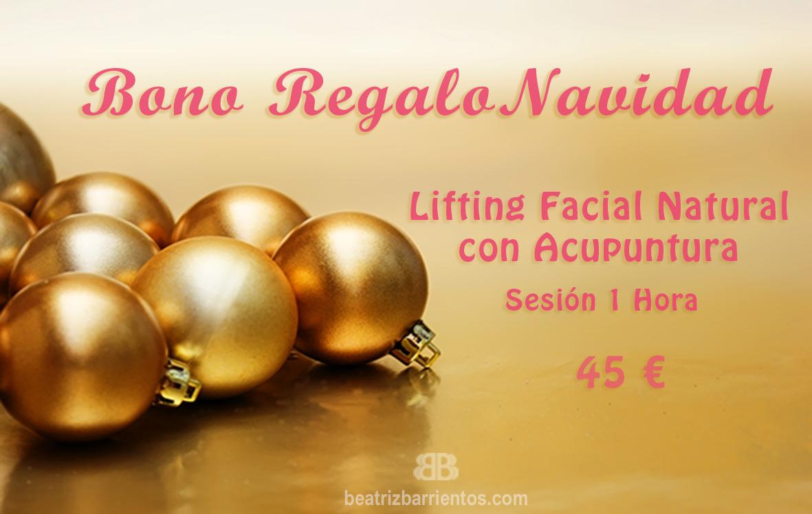 Regala Lifting Facial Natural esta Navidad