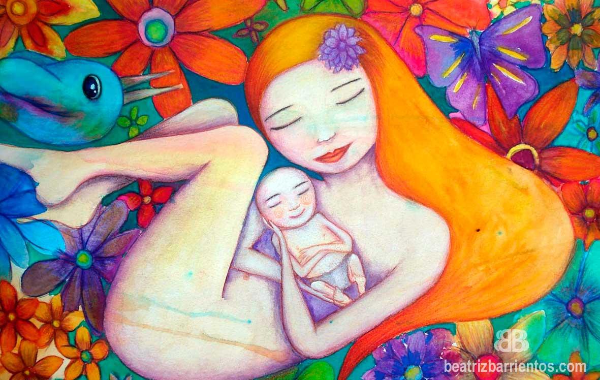 La Moxibustión corrige la malposición fetal